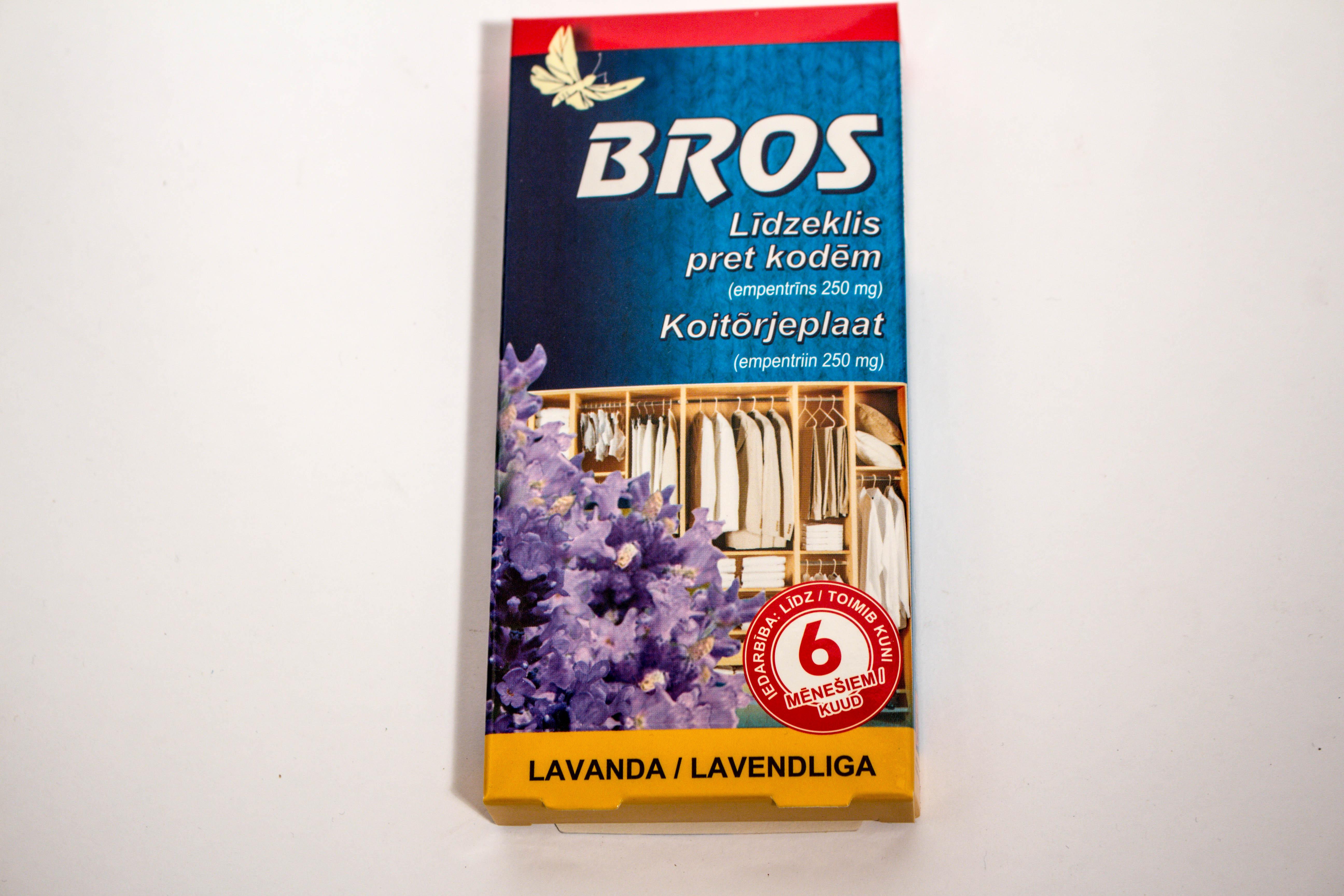 c995e88a734 Bros koitõrjeplaat lavendliga - MopMan | Eesti kogenuim ...